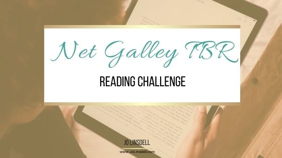 Net Galley TBR Reading Challenge