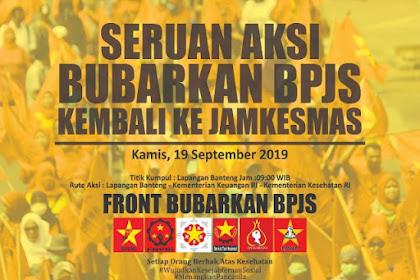 Iuran Meroket, Pelayanan Buruk, Defisit Keuangan: Bubarkan BPJS!