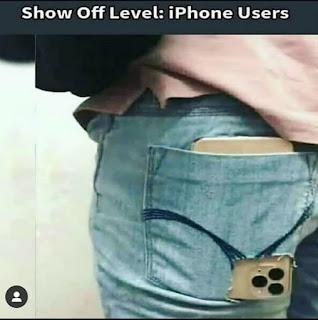 iPhone Meme