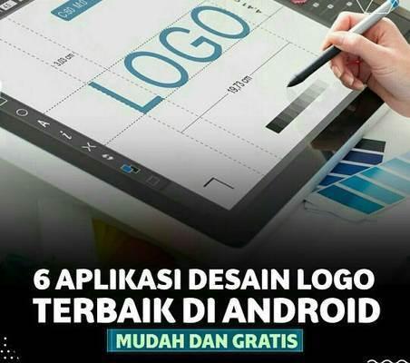 6 Aplikasi Desai Logo Terbaik di Android