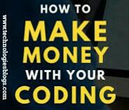 Make Money Online by Coding