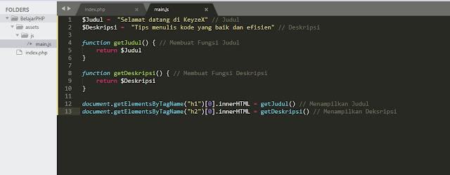 Tips Menulis Source Code Yang Baik dan Efisien