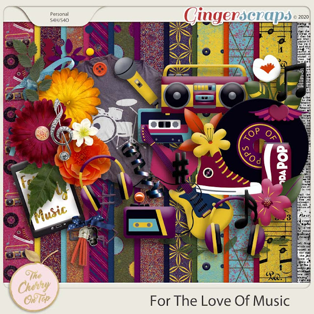 for The Love Of Music Kit
