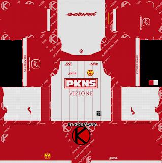 Selangor FA 2020 Kit - Dream League Soccer Kits