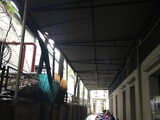 Mái tôn giá rẻ phường Xuân Đỉnh-maitonaqua