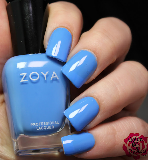 zoya, sunset collection, summer 2016, nail polish, everyday zoya, press sample