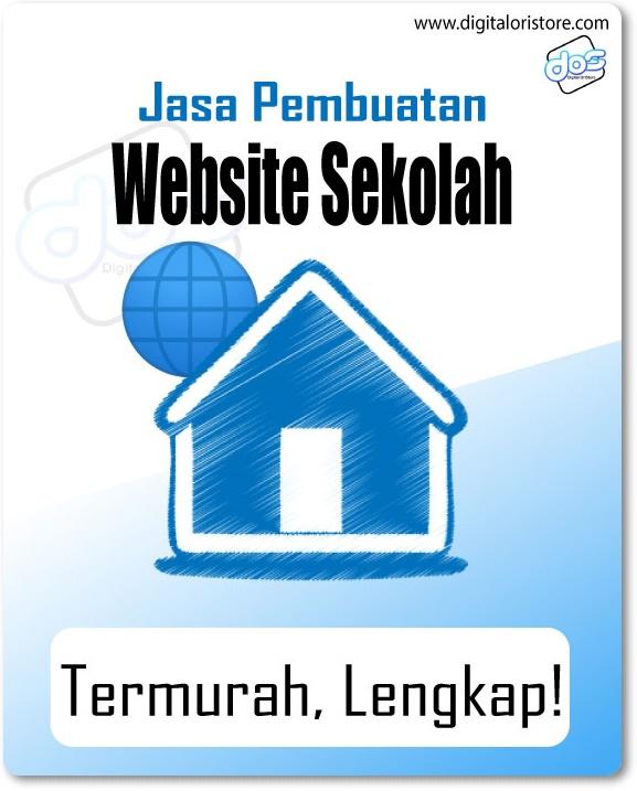 Pembuatan Website Sekolah Termurah