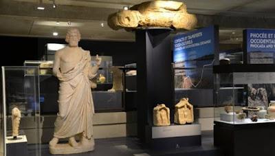 «Έλληνες, Ιβηρίτες και Γαλάτες στη Βορειοδυτική Μεσόγειο» στο Μουσείο Henri Prades του Μονπελιέ