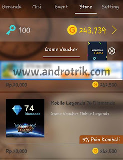 Cara Mendapatkan Diamond Gratis dari Aplikasi Cashpop