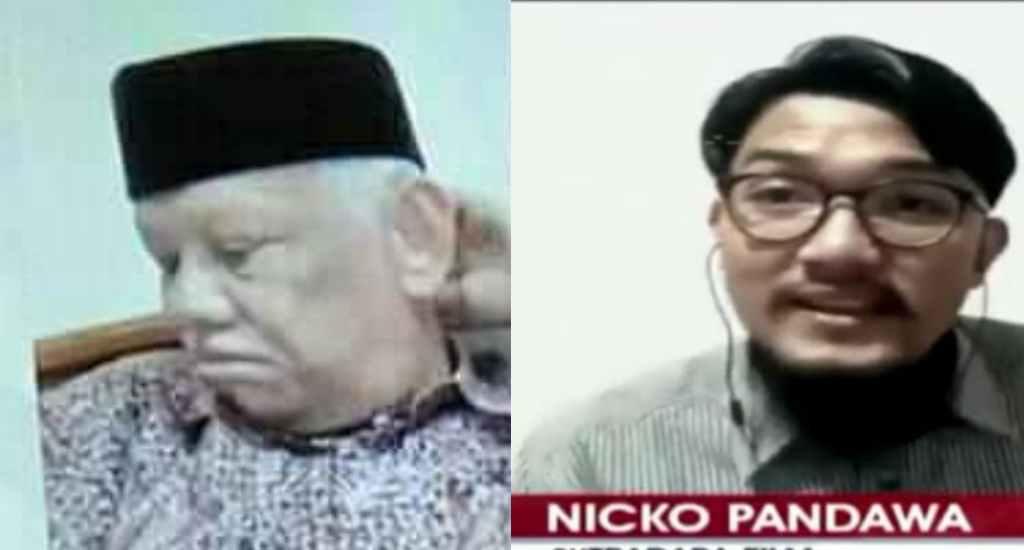 Nicko Pandawa Azyumardi Azra