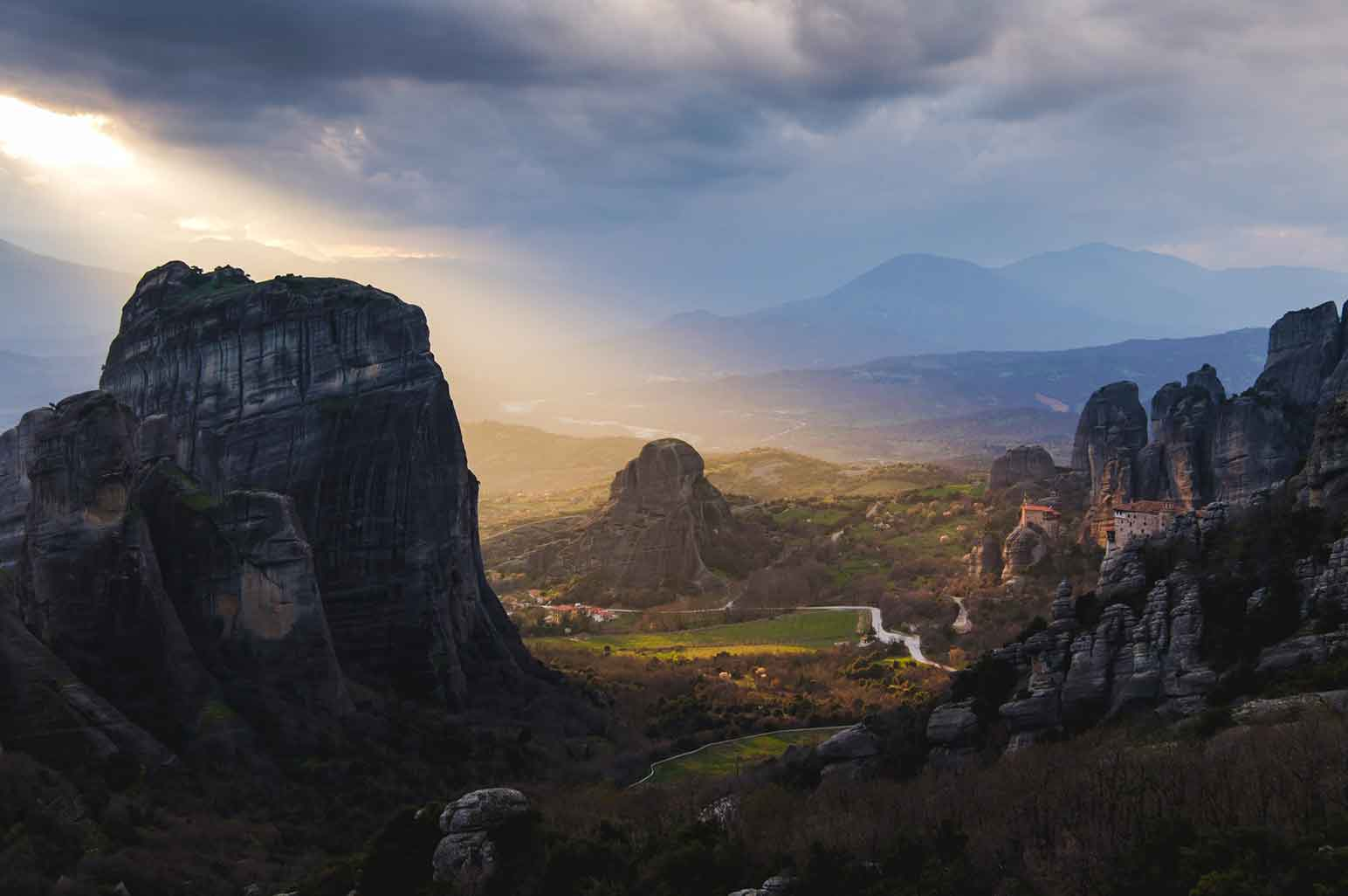 Discover Greece: Top 10 Places You Need to Visit in Greece - Meteora