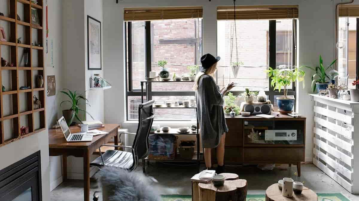 Como se manter produtivo trabalhando em casa