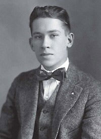 E.E. Cummings, 1915 Harvard Graduation