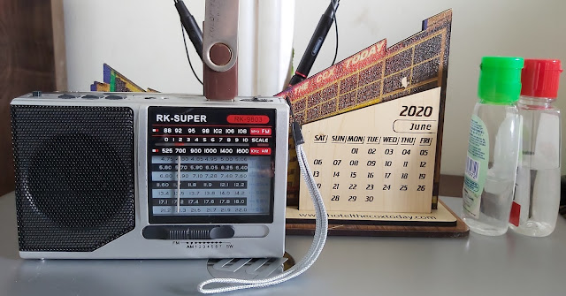 RK Super 9 Band Radio