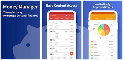 Aplikasi Pengelola Keuangan Pribadi di Android 10