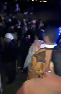غرق مركب على متنه 17 شخصًا بملاحات إسكندرية.. فيديو وصور