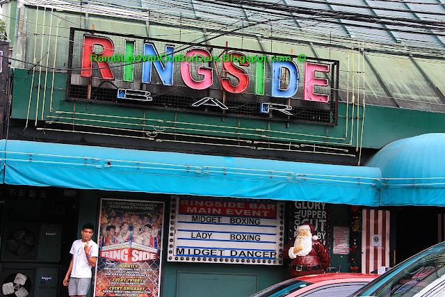 Ringside, P.Burgos Street, Makati, Manila, Philippines