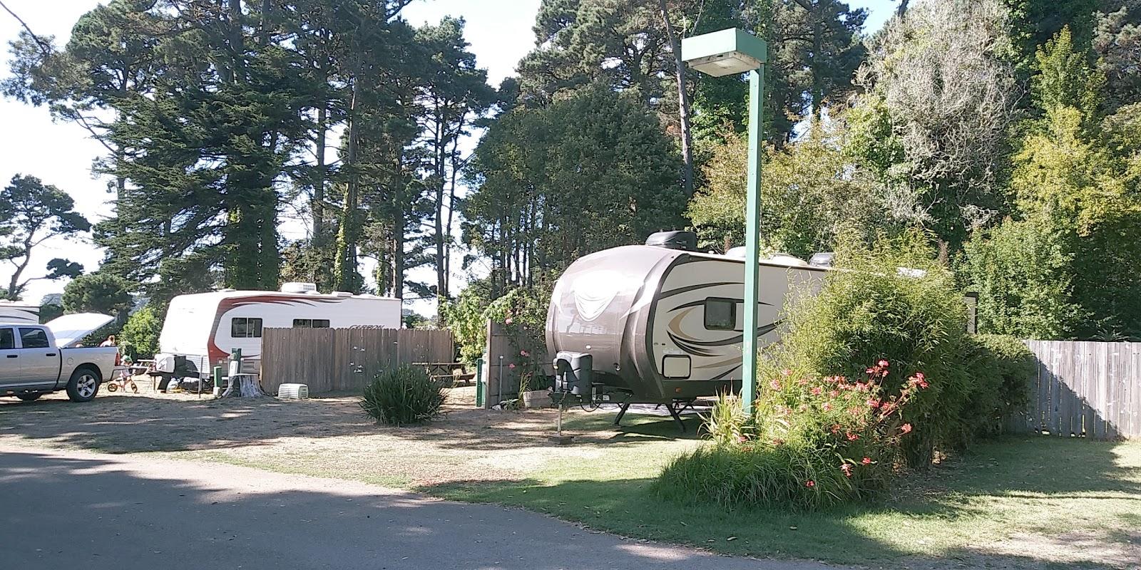 Hidden Pines RV Campground - Fort Bragg California