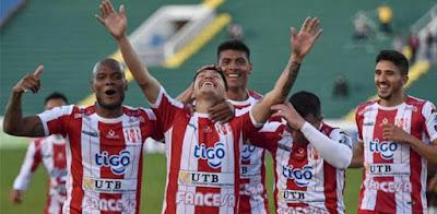 Idependiente derrotó a Guabirá (Foto: Club Independiente)