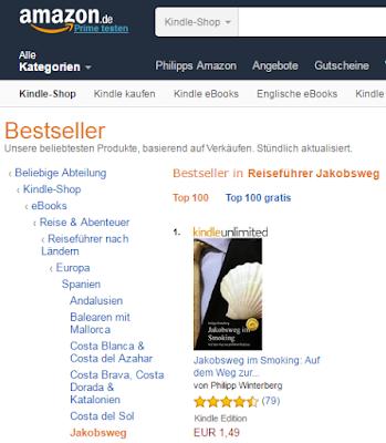 http://www.amazon.de/Jakobsweg-Smoking-Packliste-Ausr%C3%BCstungsratgeber-3-kg-Rucksack-ebook/dp/B00D8XYDHW/ref=zg_bs_627760031_1