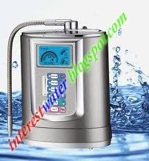 مؤين المياه من ووتر أنترست لأنظمة معالجة المياه