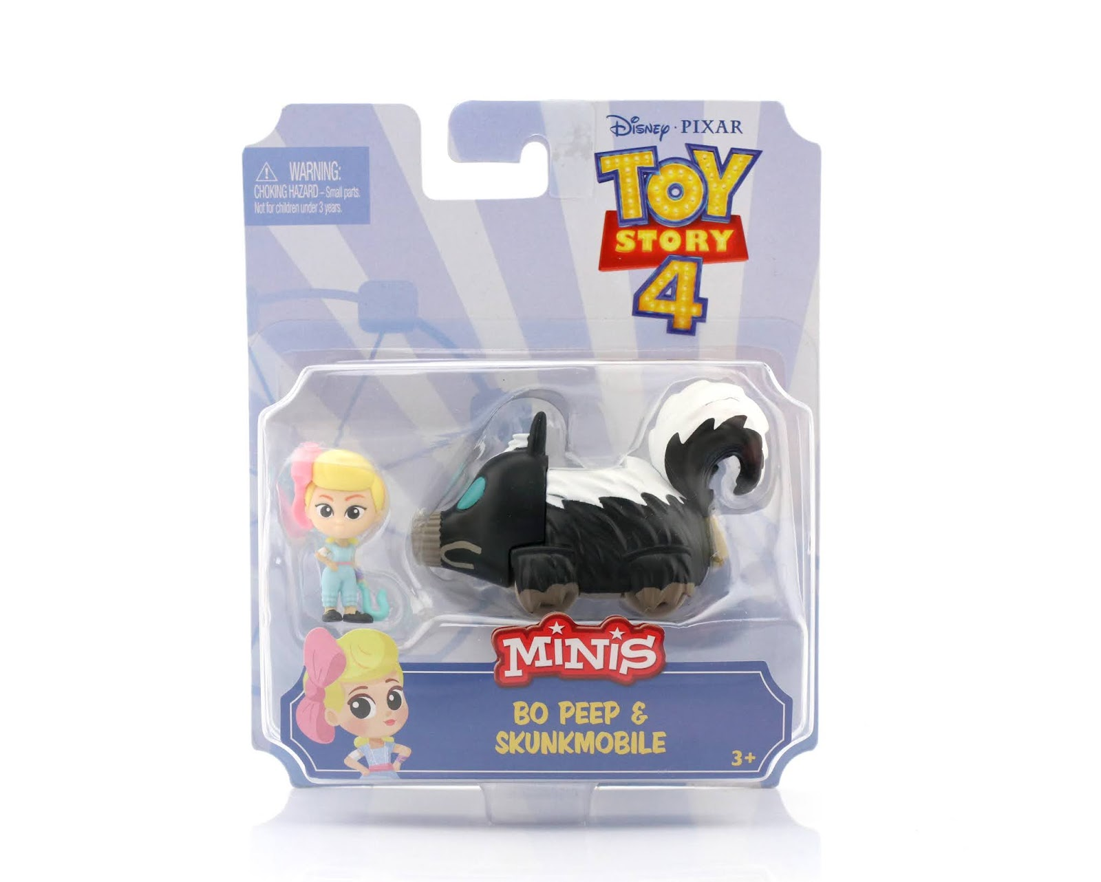 "Toy Story 4 ""Minis"" Vehicle Assortment skunk"