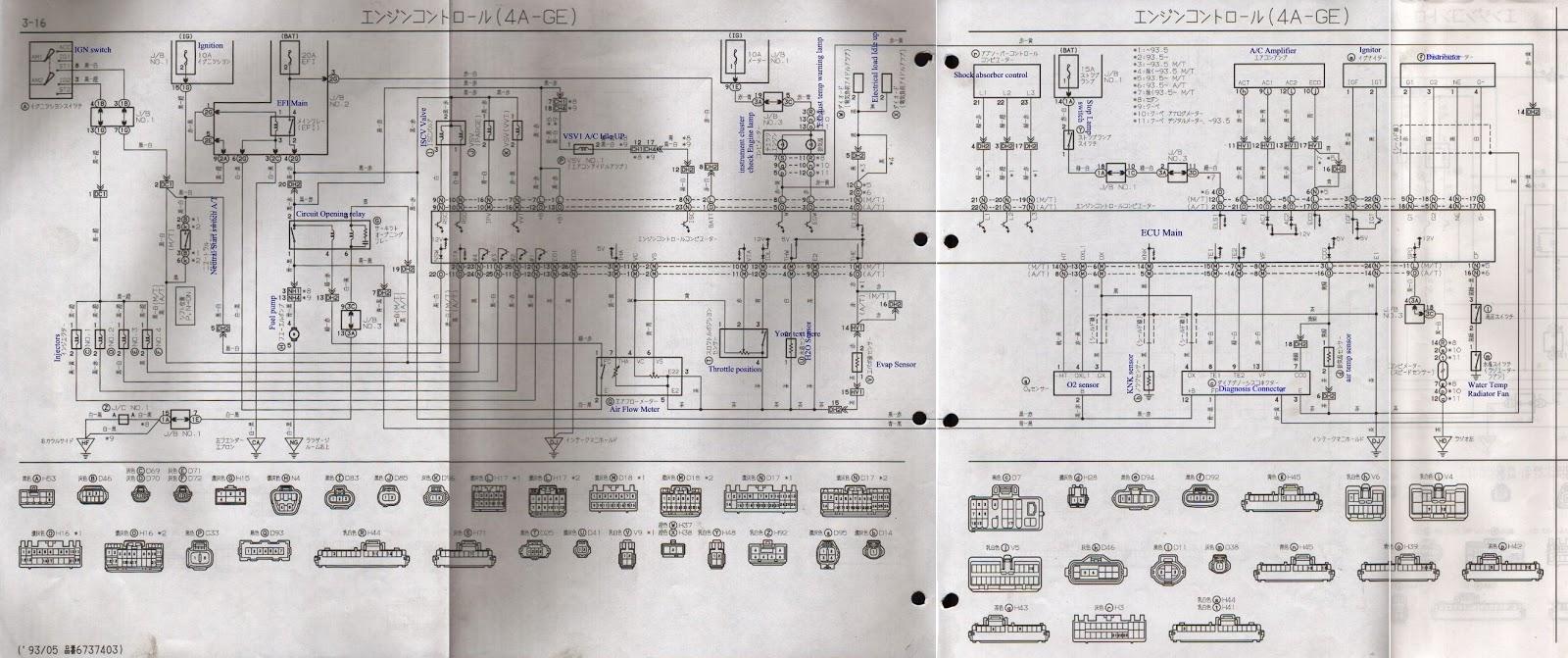 Me2kimi Blogspot Com  4age Silvertop Ecu Diagram
