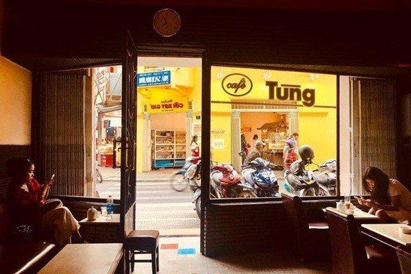 Cafe Tùng - Một ký ức xưa về Đà Lạt