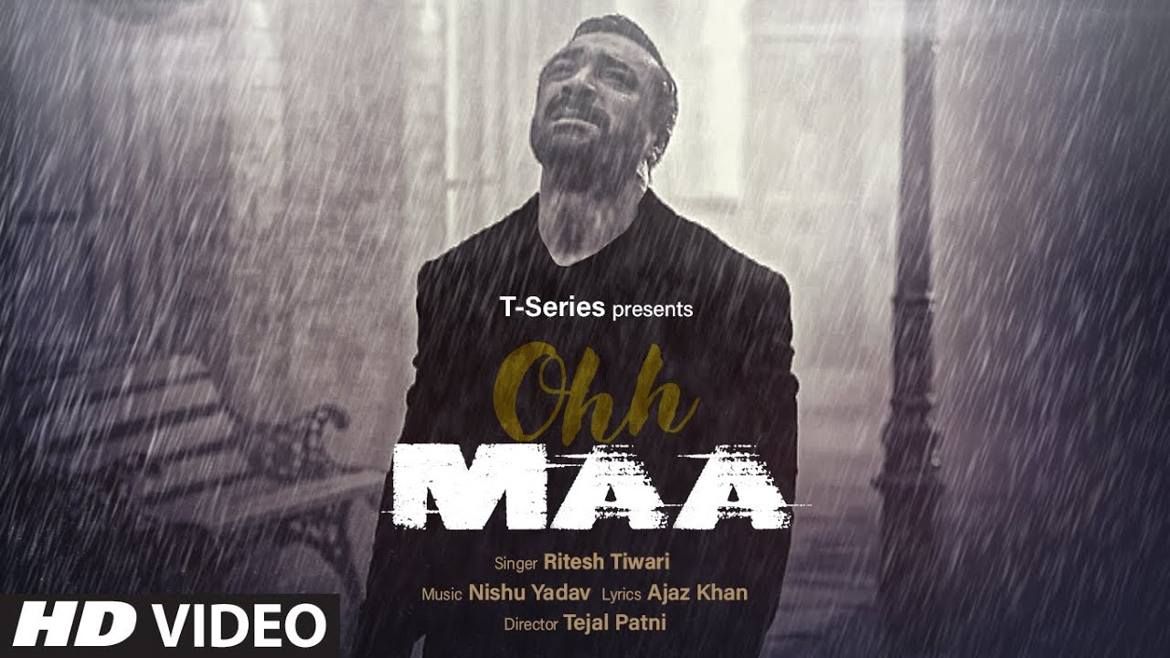 Ohh Maa Lyrics Ritesh Tiwari Feat Ajaz Khan | Hindi Song Lyrics In English