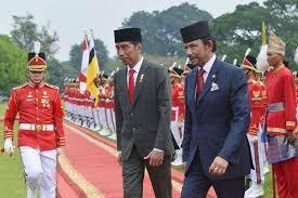 Sultan Brunei Ingin Beli Alutsista Buatan Indonesia