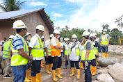 Reses, Anggota Komisi V DPR-RI Kunjungi DAS Krueng Meureudu