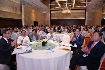ông Nguyễn Đình Phúc – Phó Tổng Giám đốc Tổng công ty Thép Việt Nam