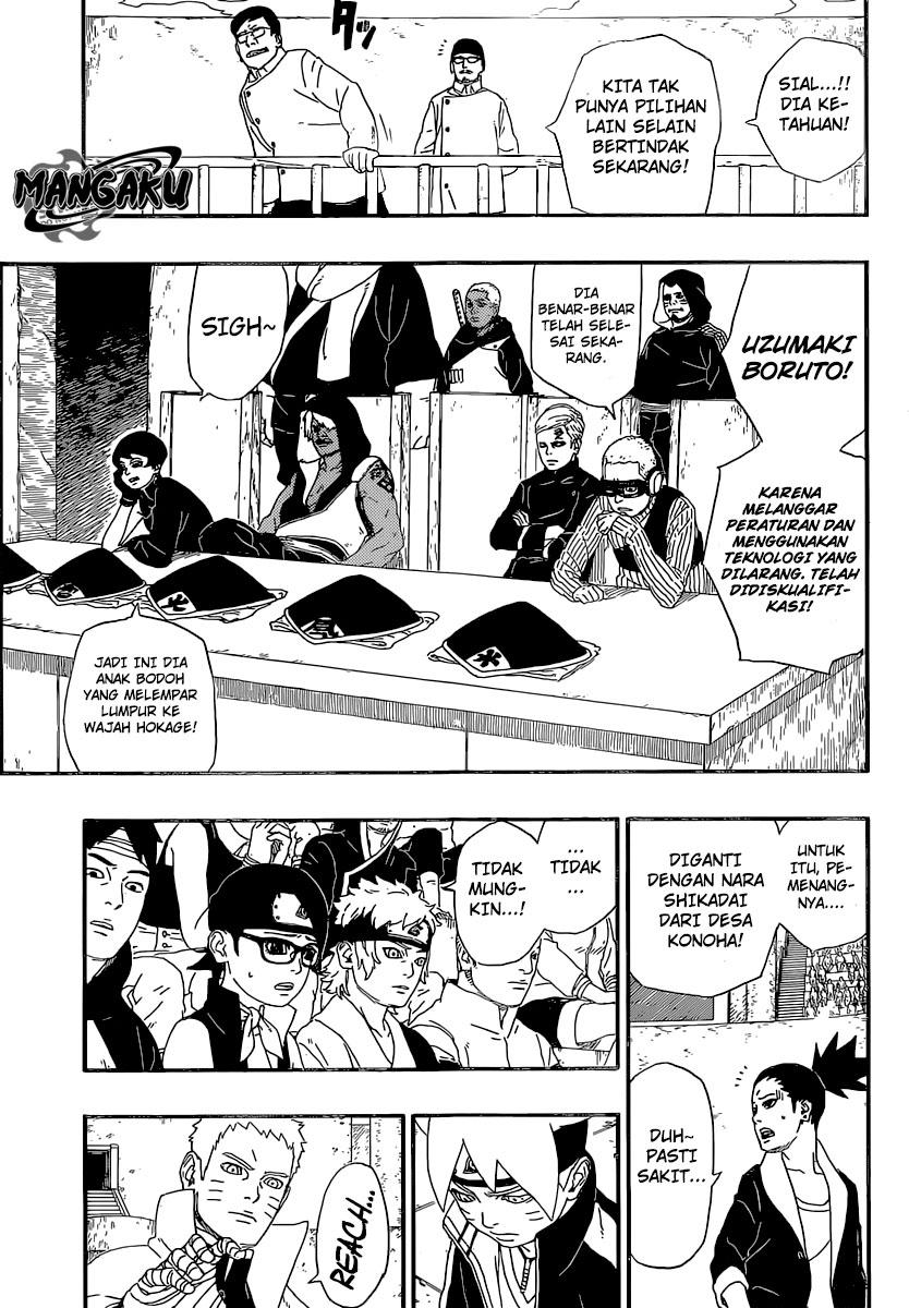 Boruto : Naruto Next Generation Chapter 5