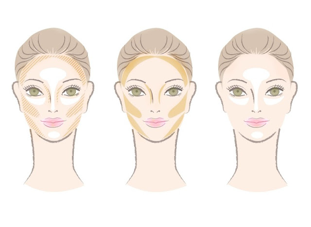 How to highlight and contour by barbies beauty bits