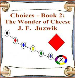 Choices - Book 2 (currently out of print; seeking new publisher)