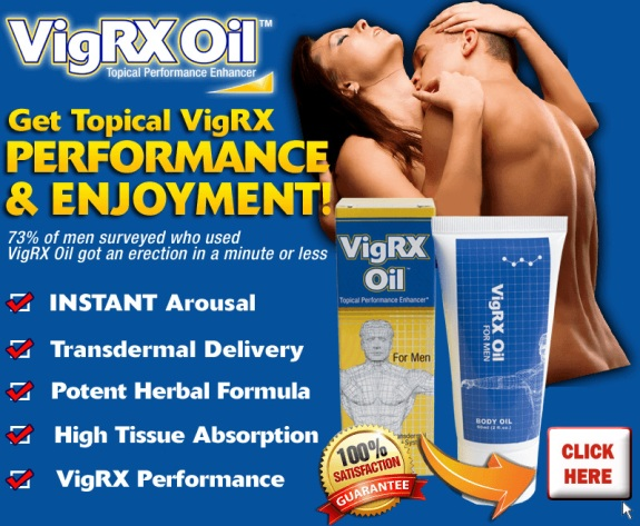 VigRX Oil and the Best Part of Intercourse