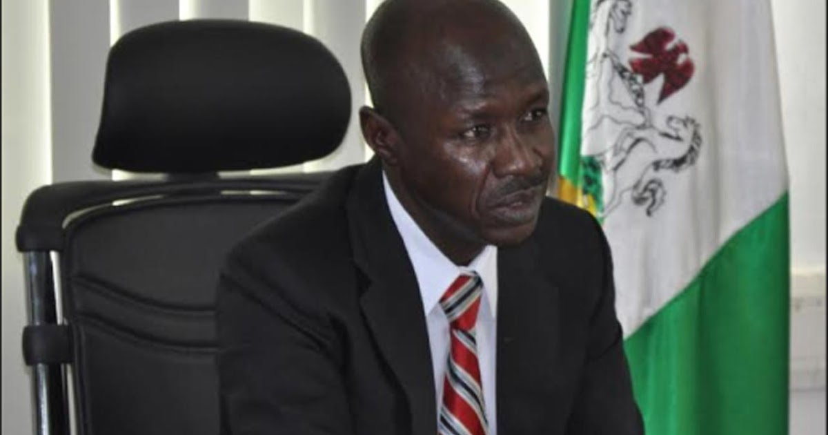 EFCC's Embattled Former Acting Chairman Magu Allegedly Used Pastors To Launder Funds Abroad....