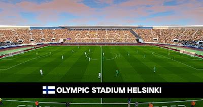PES 2020 Helsinki Olympic Stadium