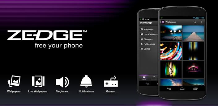 ZEDGE™ Ringtones & Wallpapers v6.2.0 [Final] [Ad-Free] [Mod] [SAP]
