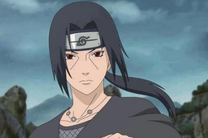 Hq image of anime Itachi Uchiha (Naruto)