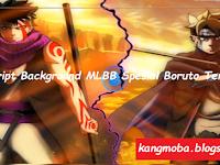 Script Background Spesial Boruto Mobile Legends Patch Terbaru