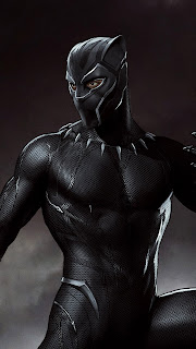 Black Panther 2 Mobile HD Wallpaper