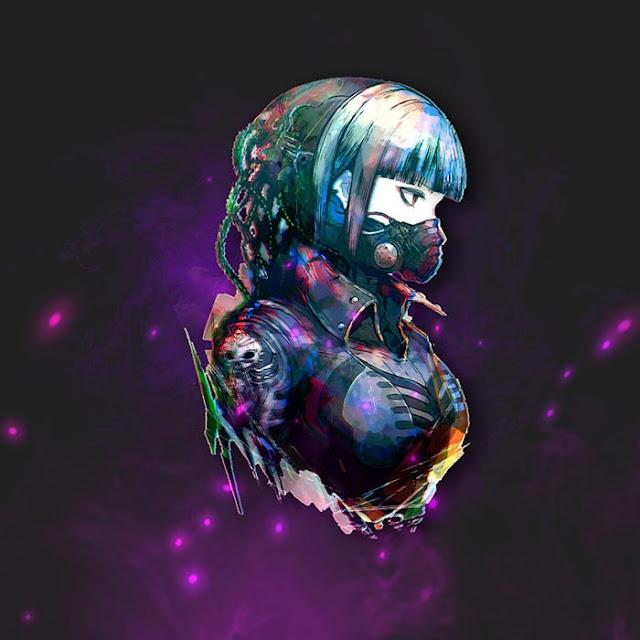 Mystic Girl In The Fog Wallpaper Engine