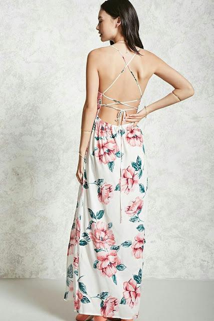 Maxi floral design