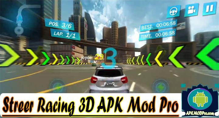 Download Street Racing 3D V.4.4.0 Apk Mod Pro Terbaru 2019