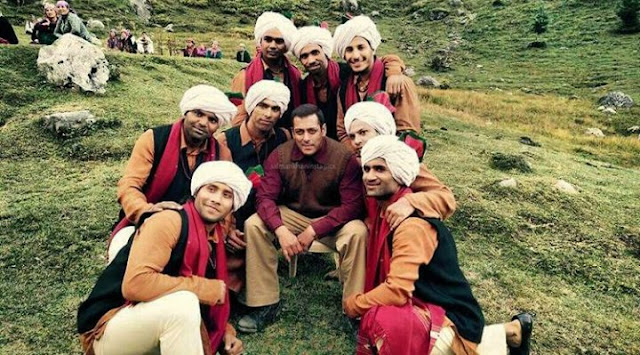 Tubelight Movie Working Stills
