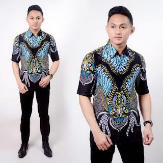 Kemeja Batik Pria No 3