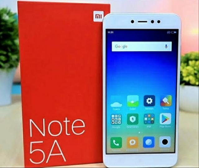 Mengupas Kelebihan dan Harga Xiaomi Redmi Note 5A yang Masih Laku di Pasaran
