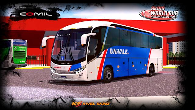 COMIL 1200 4X2 - VIAÇÃO UNIVALE TRANSPORTES
