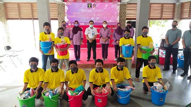 Maruli Paulina Pandjaitan,Mengujungi Lembaga Pembinaan Khusus Anak Jakarta